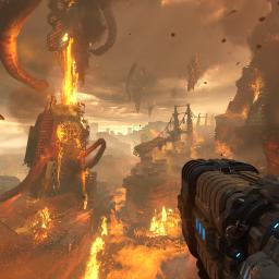 Doom Eternal- Bigger But Maybe Not Better?
